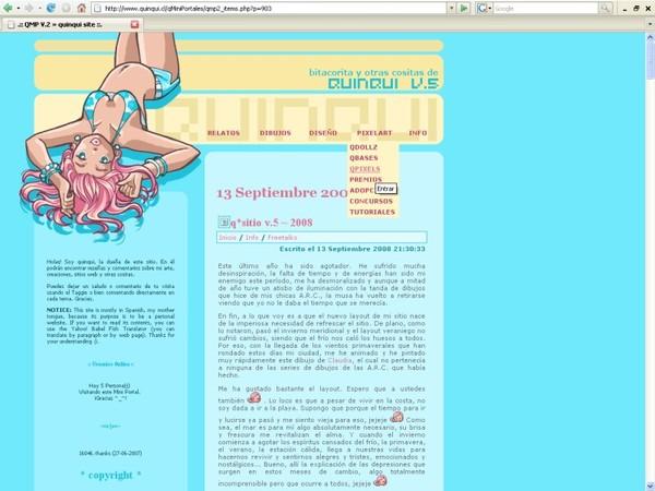 quinqui site v.5