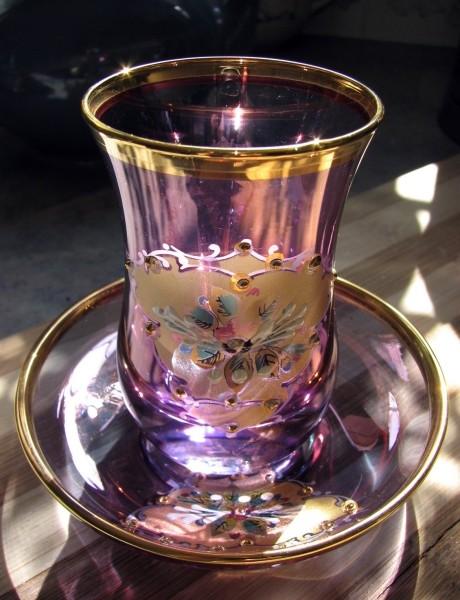 Turkish Tea Glass