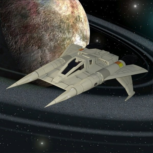 Buck Rogers Starfighter 2