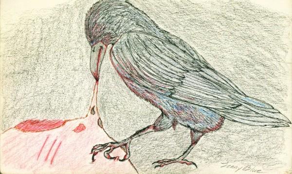 Raven's hunger
