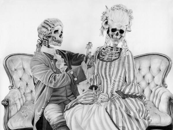 Rococo Skeletons