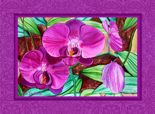 Passion of Orchids