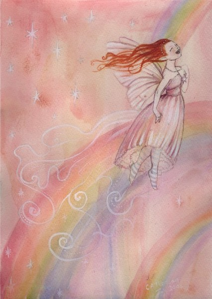 Rainbow Fae Delight