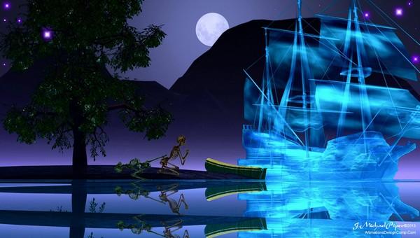 Moonrise Nightmare