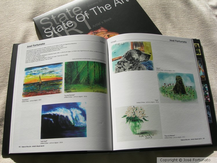 The State of Art-Artist's Book, Volume IV