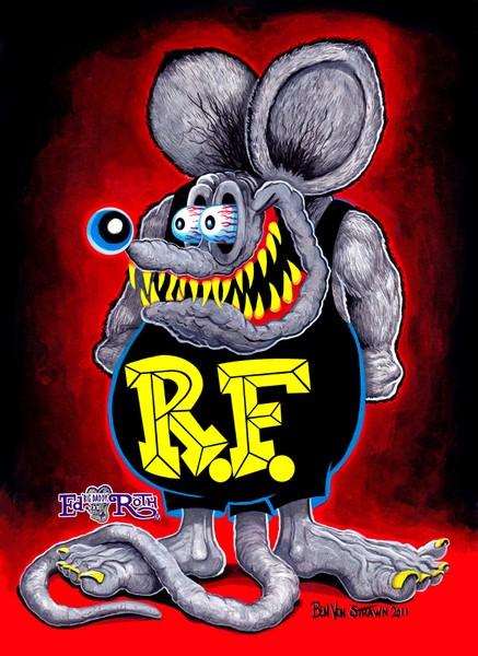RAT FINK!
