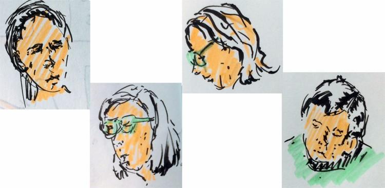 Classmate Sketch