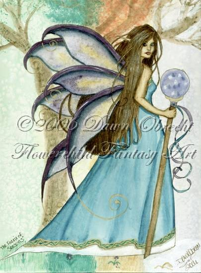 The Faerie of Seasons