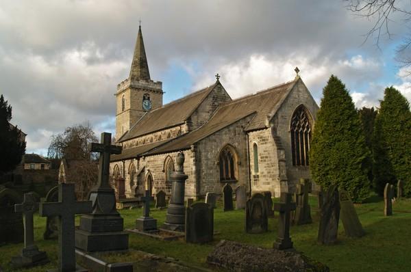 St. Ricarius, Aberford 2