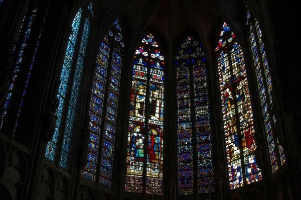 Mediaeval Glass