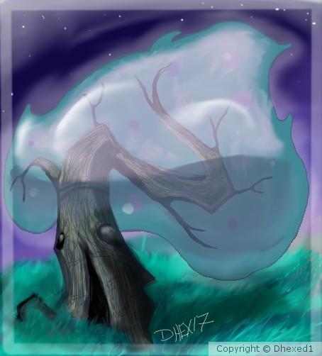 Trees 003-D