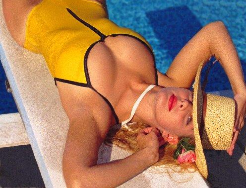 Carolyn 1: Swimsuits & Mermaids