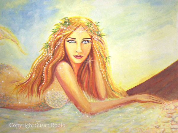 Mermaid's Mystery