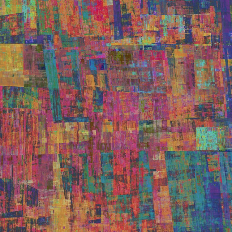 Abstract Composition 301