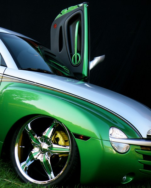 Chevy SSR - Customized