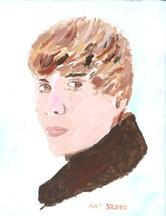 Portrait of the Bieber
