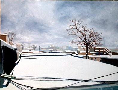 Mobtown Under Snow #4