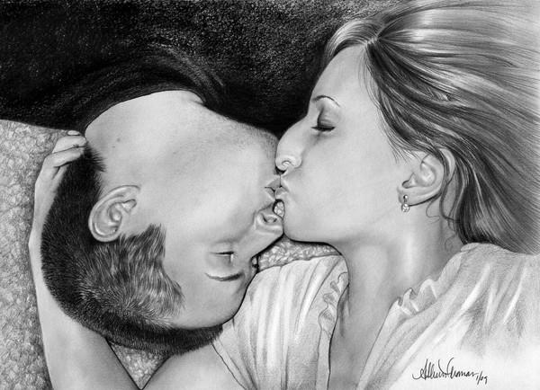 Floor Kiss