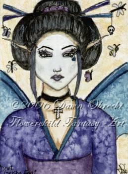 Dark Geisha Fae