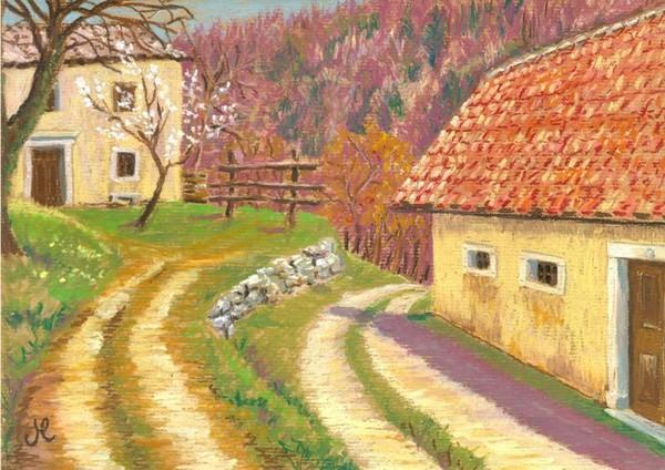Farm in Brkini
