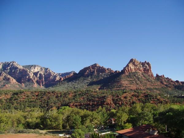Sedona Arizona View