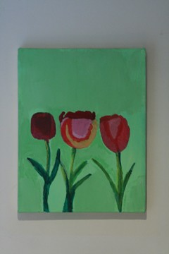 Green_Tulips
