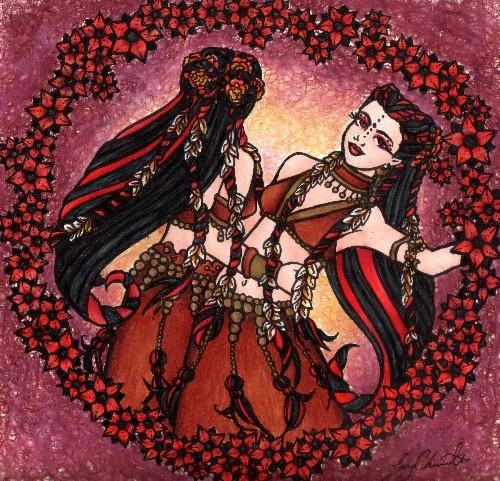 Gemini Tribal Dancers