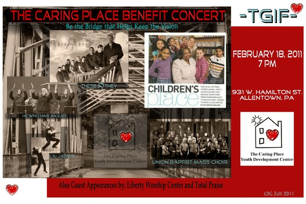 The Caring Place Benefit Concert