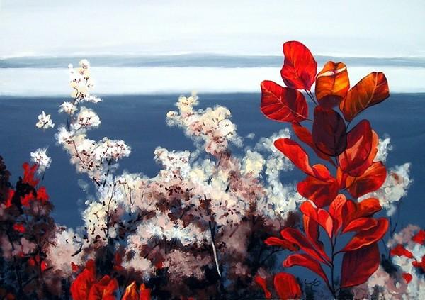 Rilke path in autumn