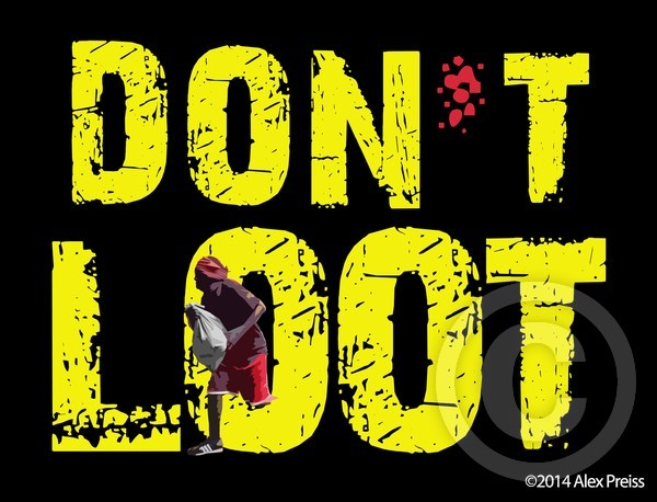 DON'T LOOT