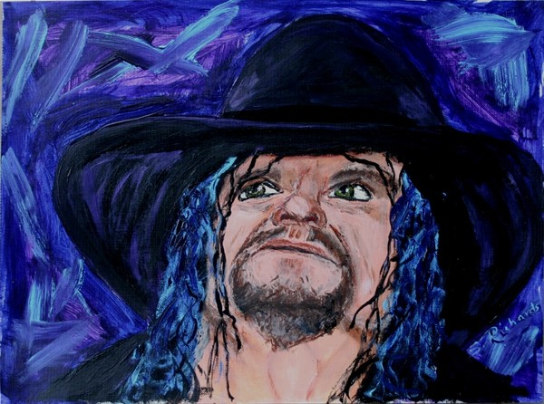Having Fun With the Undertaker