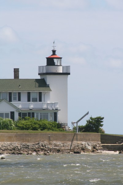 Nayatt Point Light