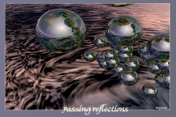passing reflections