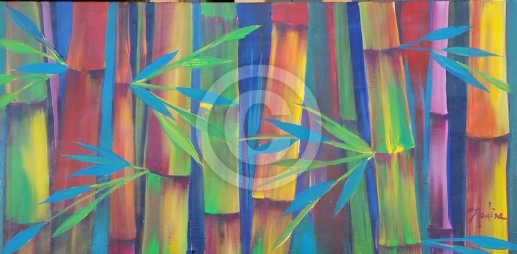 Neon Bamboo