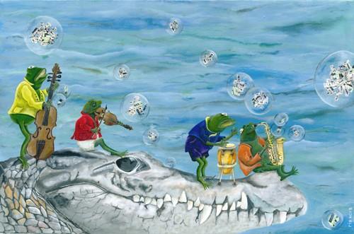 frog musicband