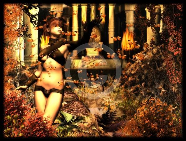 Fawn Wood Elf