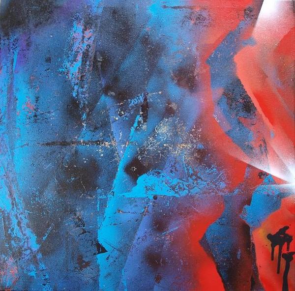 abstract sprayart 17