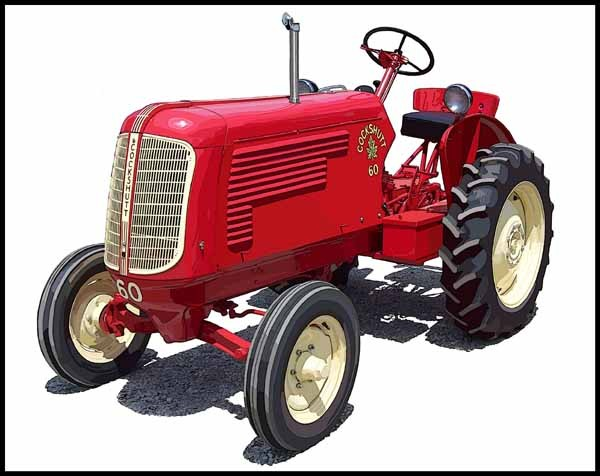 Cockshutt Model 60 Standard