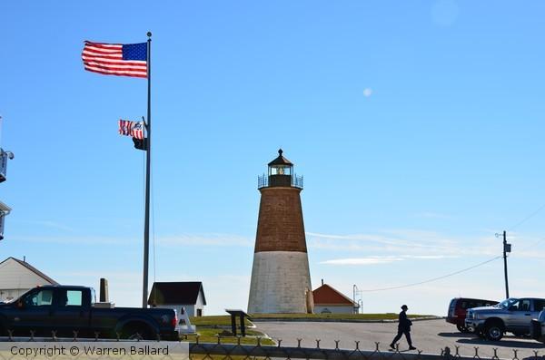 Point Judith Light House