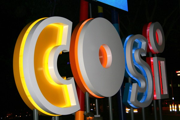 COSI Sign