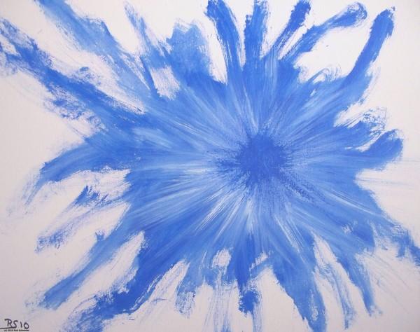 Blue Number 11