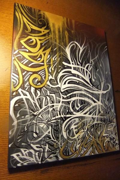 ABST Royalties canvas........