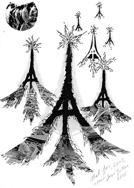 JE SUIS PARIS - NOEL 2015