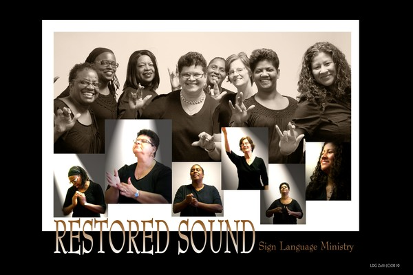 RESTORED SOUND SIGN LANGUAGE MINISTRY