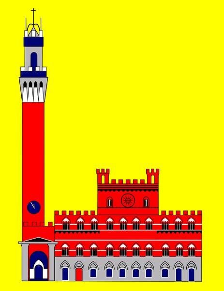 city hall siena