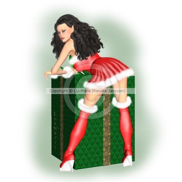 Christmas Elf Tinka