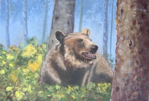 SOLD Grizzly Bear