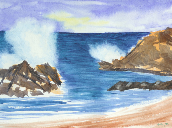 Sea meets Land