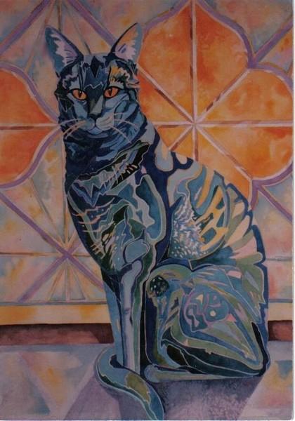 Glass Cat