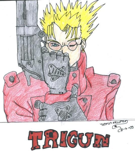 Vash - Trigun